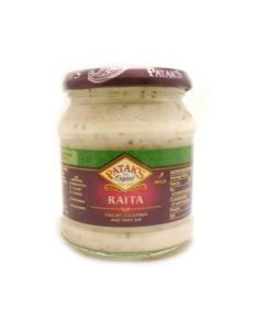 Pataks Raita [Mint Yoghurt] | Buy Online at The Asian Cookshop.